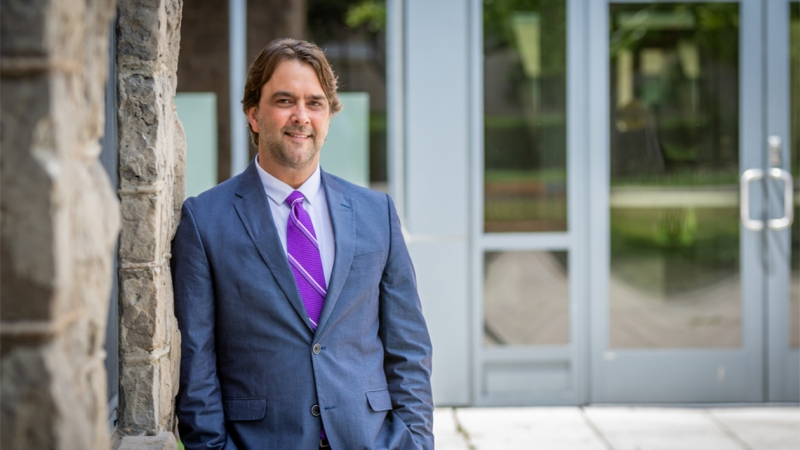 Dr. Mark Frascatore Named Dean of Niagara University's College of Business Administration
