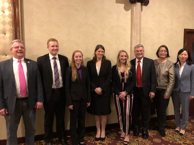 Niagara Accounting Students Soar at NYSSCPA Education Night Dinner