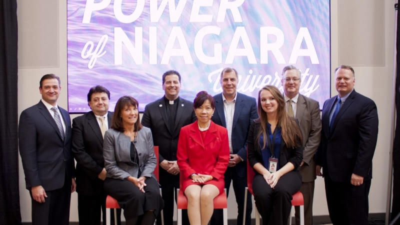 Niagara University Partners With Industry Leaders To Establish Food Marketing Center Of Excellence