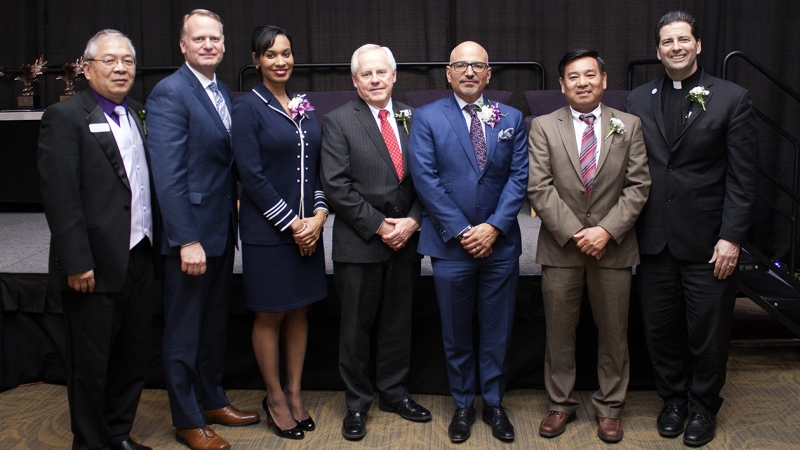 Community Leaders Honored at Niagara University's 28th Annual Business Banquet