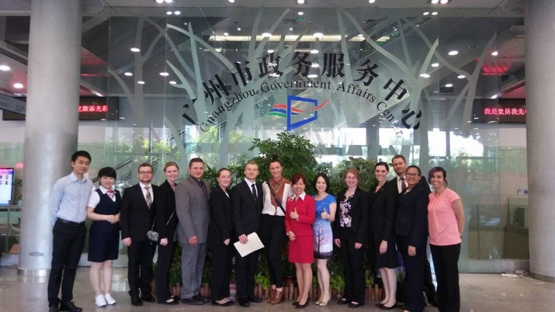 Niagara University MBA Students Take on China: Global Trade Mission 2017